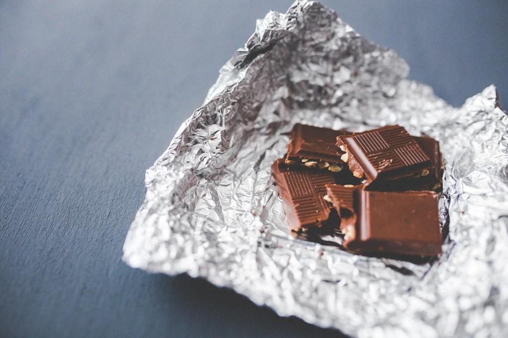 Schokolade und Stimmungsschwankungen